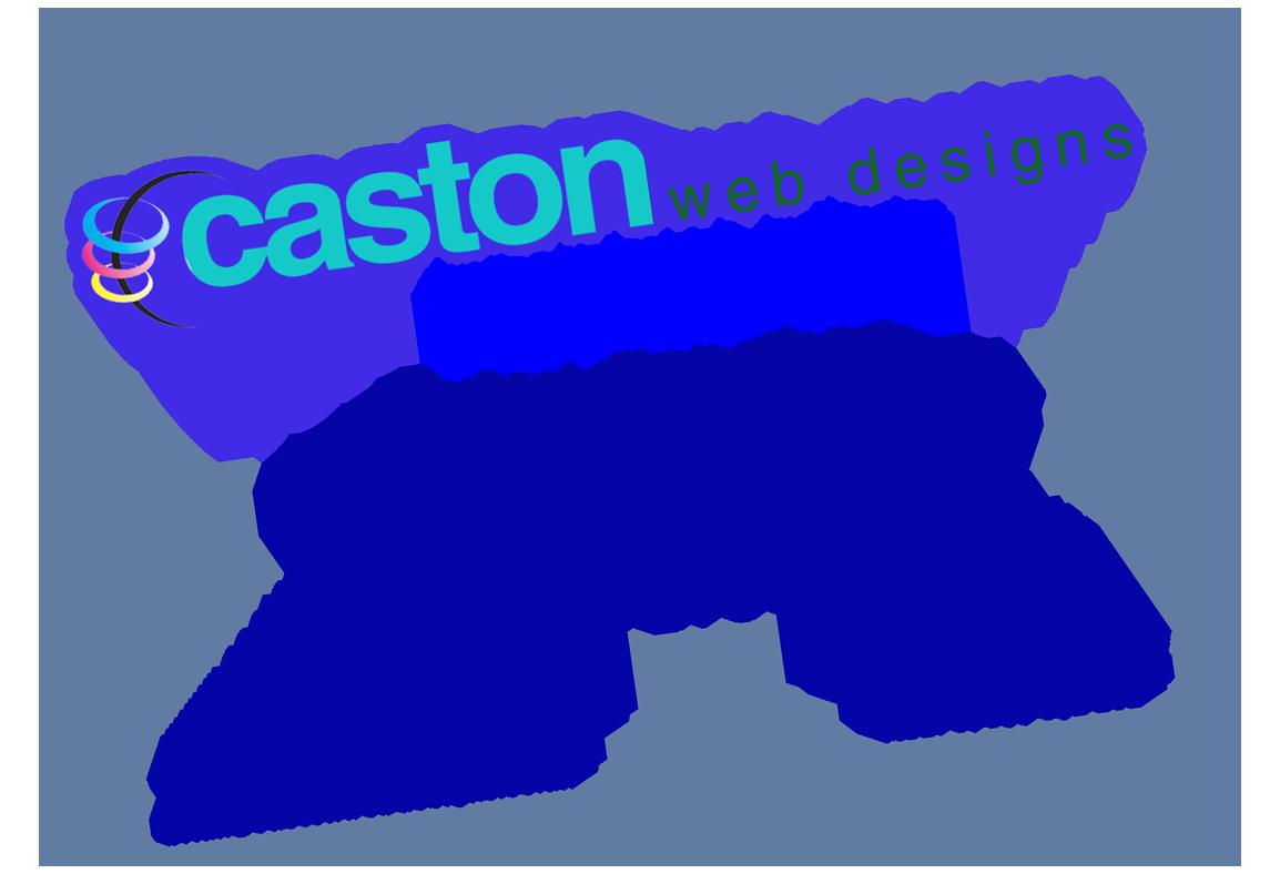Caston Web Designs Business Card