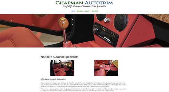 Chapman Autotrim - CWD-Portfolio