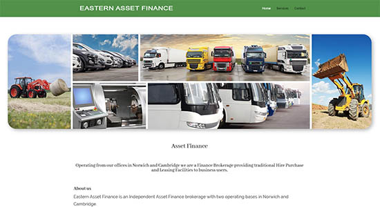 Findlay Services - Caston Web Designs Portfolio