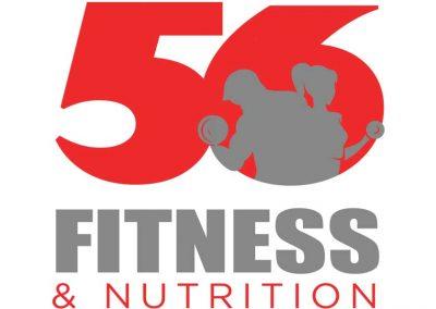 Caston Web Designs - 56 Nutrifit Logo