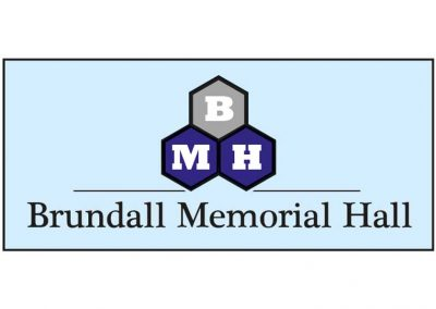 Caston Web Designs - Brundall Memorial Hall Logo