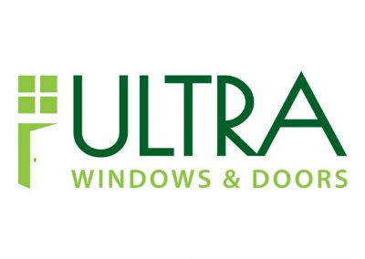 Caston Web Designs - Ultra Windows & Doors Logo