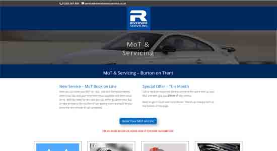 SJS Leisure - Caston Web Designs Portfolio